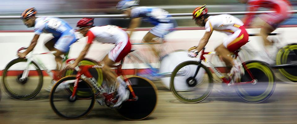 Challenge yourself - Cycle Events 2013